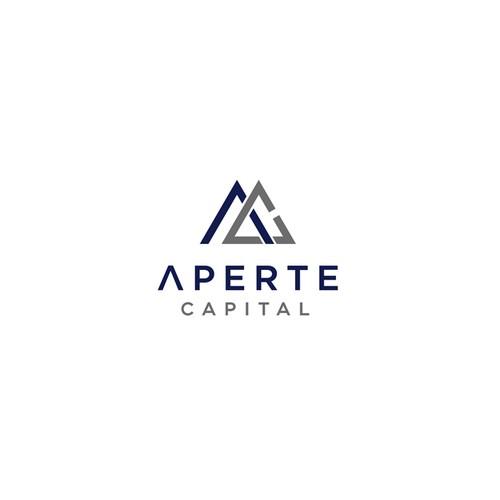 Logo concept for Aperte Capital