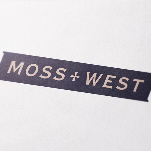 Create a new logo for Moss + West