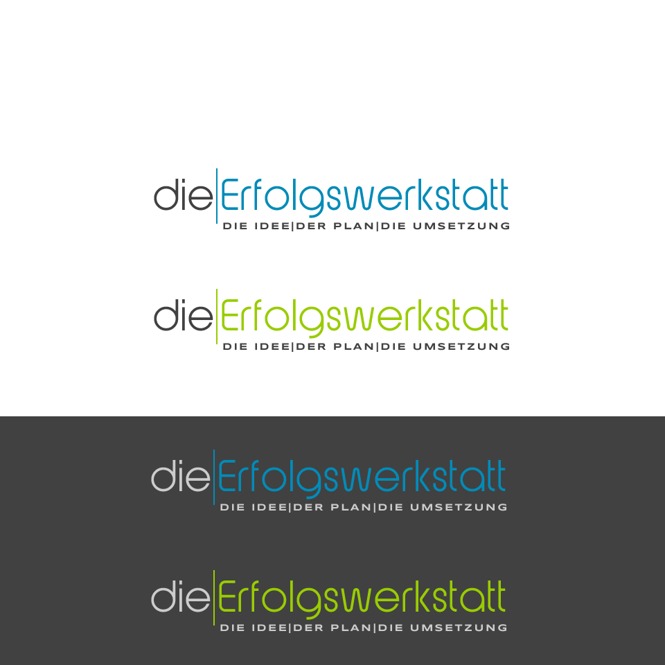 Erstellt ein aussagekräftiges Logo