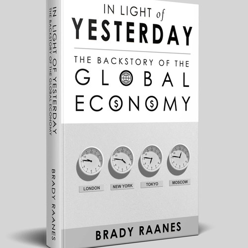 Global economic book cover