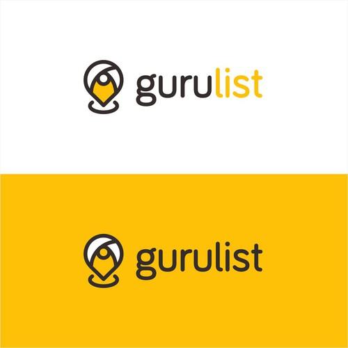 Logo Concept For Gurulist