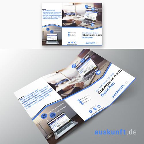 Tri Fold - auskumft.de