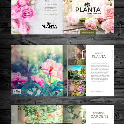 home&garden brochure