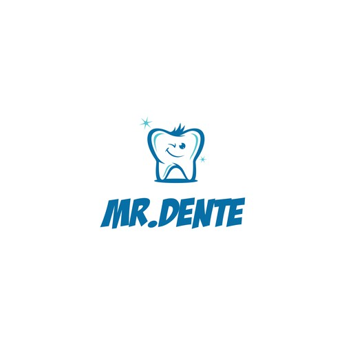 Logo for Mr. Dente