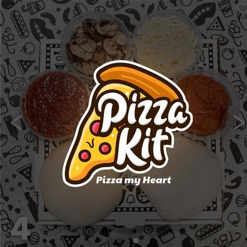 Pizza kit logo