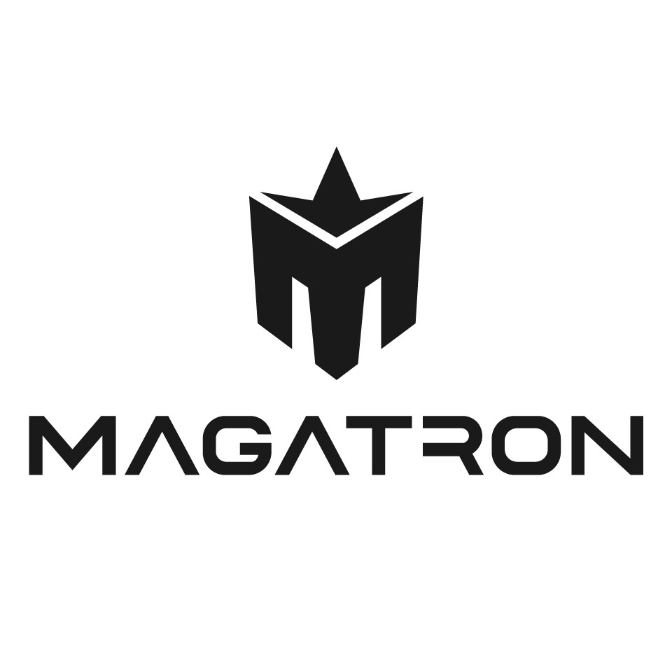 Logo for MAGATRON, a sailboat racing team
