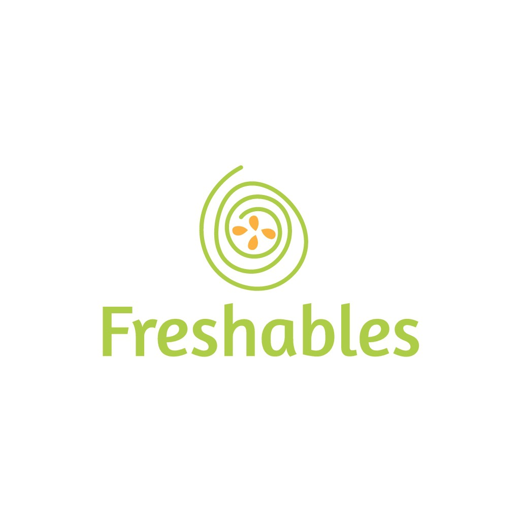 "Logo design for ""Freshables"""