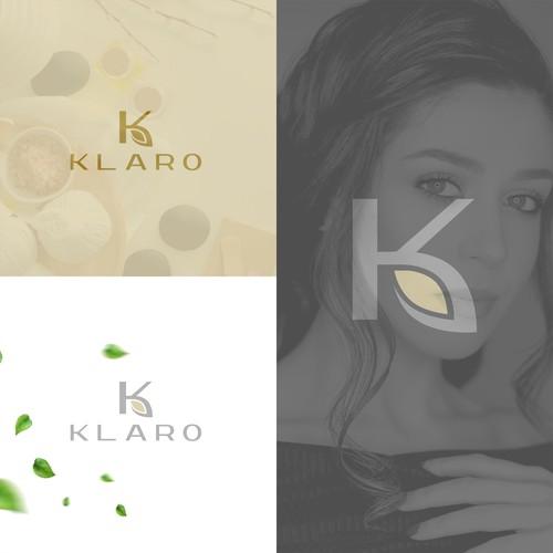 Letter K Beauty Line Logo (For Sale)
