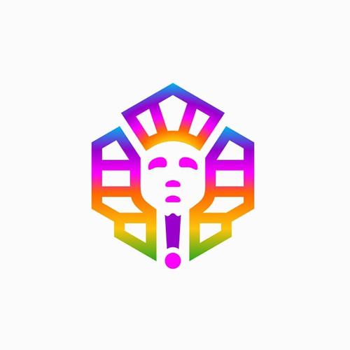 Logo for a tech logo.