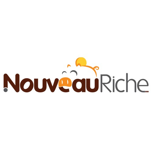 Logo for Nouveau Riche