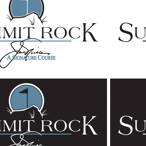 logo for Summit Rock