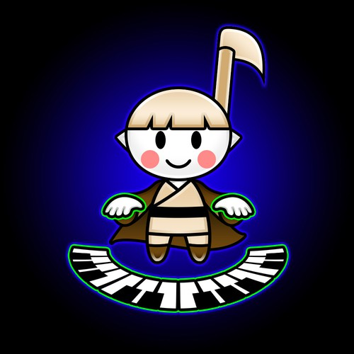 Musical Mascot Concept