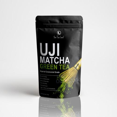 UJi Matcha Green Tea