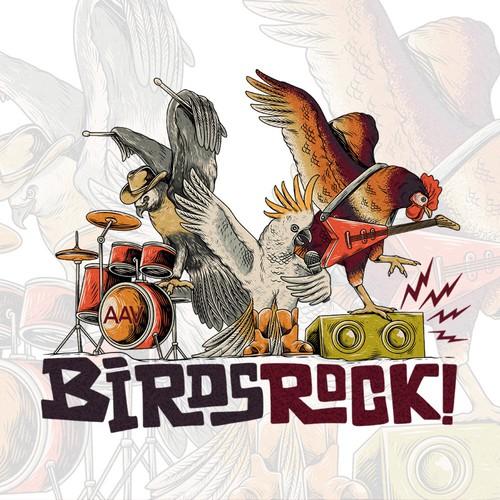 Birds Rock!