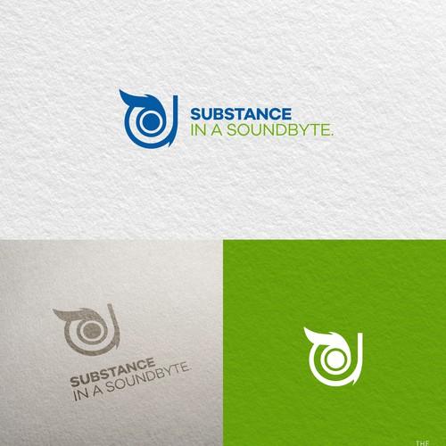 Substance in a Sounsbyte logo.
