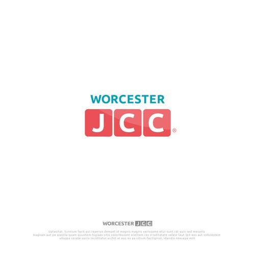"Logo Design ""JCC"" Worcester JCC"