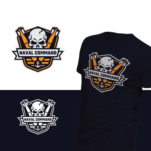 Naval command logo