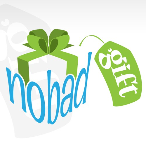 Create the next logo for NoBadGift.com