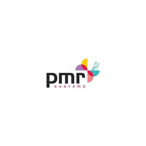 """New company """"PMR-Systems"""" wants you to design its first logo"""