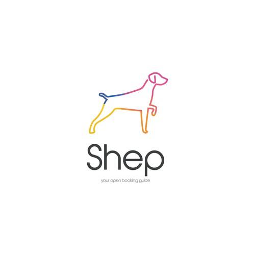 concept logo for Shep