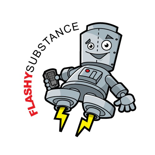 logo for Flashy Substance LLC