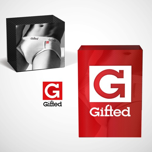 Gifted Logo design