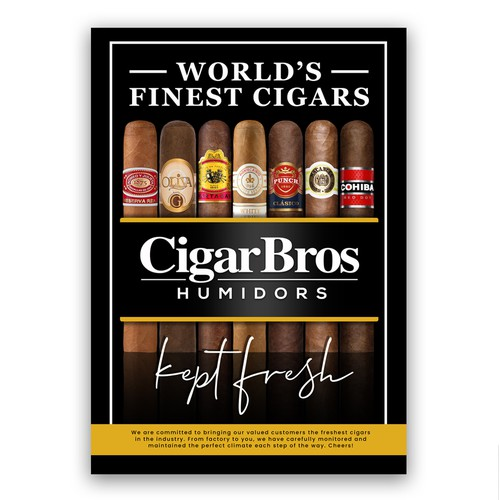 Cigar Bros