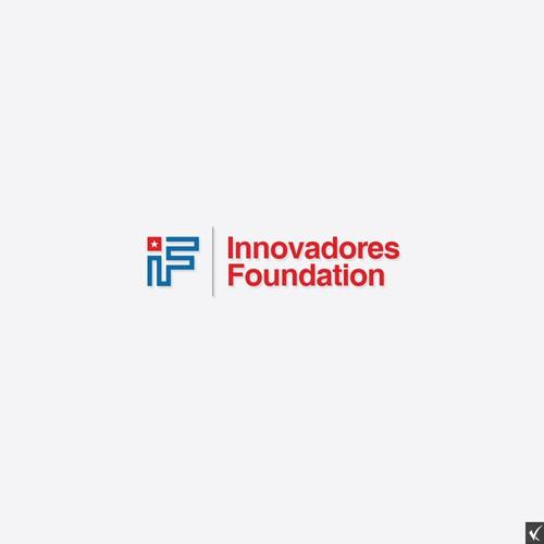 Logo concept for Innovadores Foundation