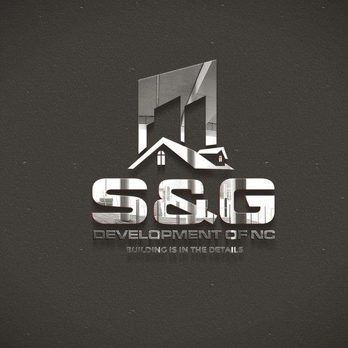 Construction co logo branding