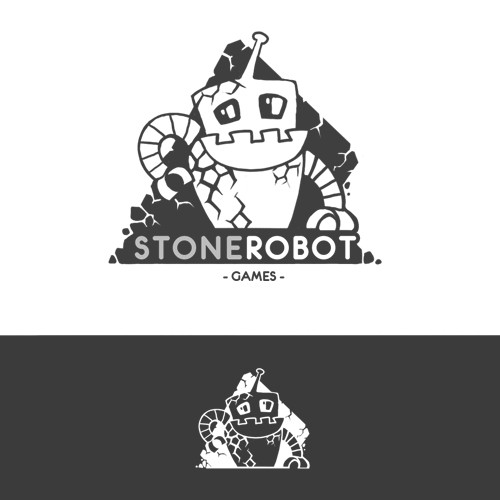 Company Logo for Stone Robot Games