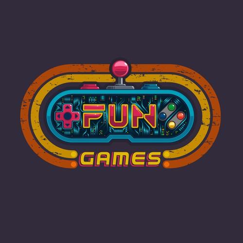 Logo Concept joystick