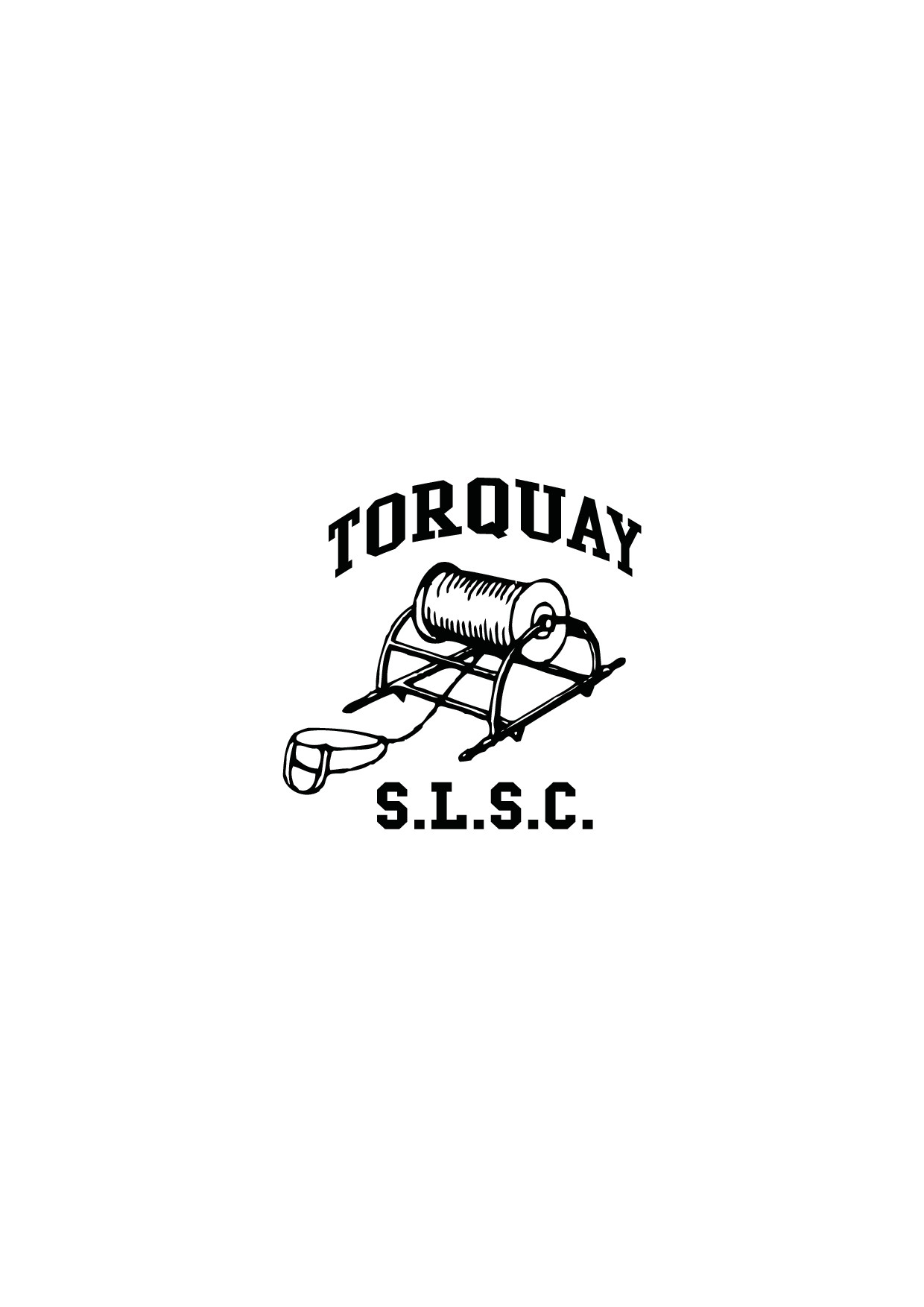 Vector artwork for Torquay SLSC