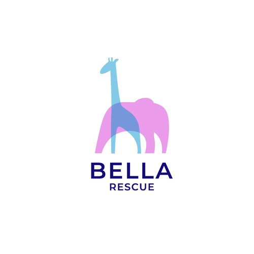 Bella rescue Logotipo