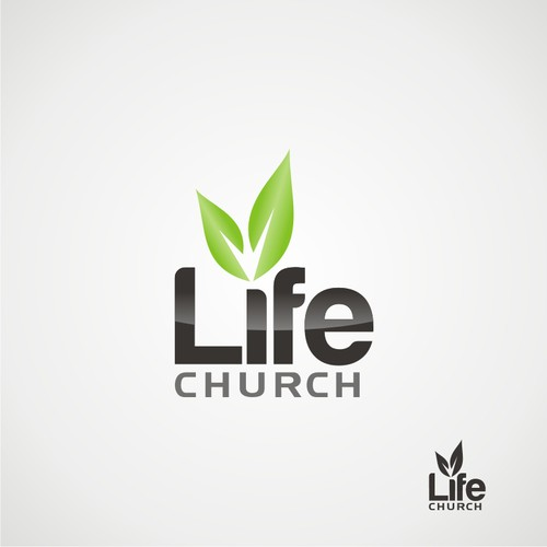 Create the next logo for Life Church