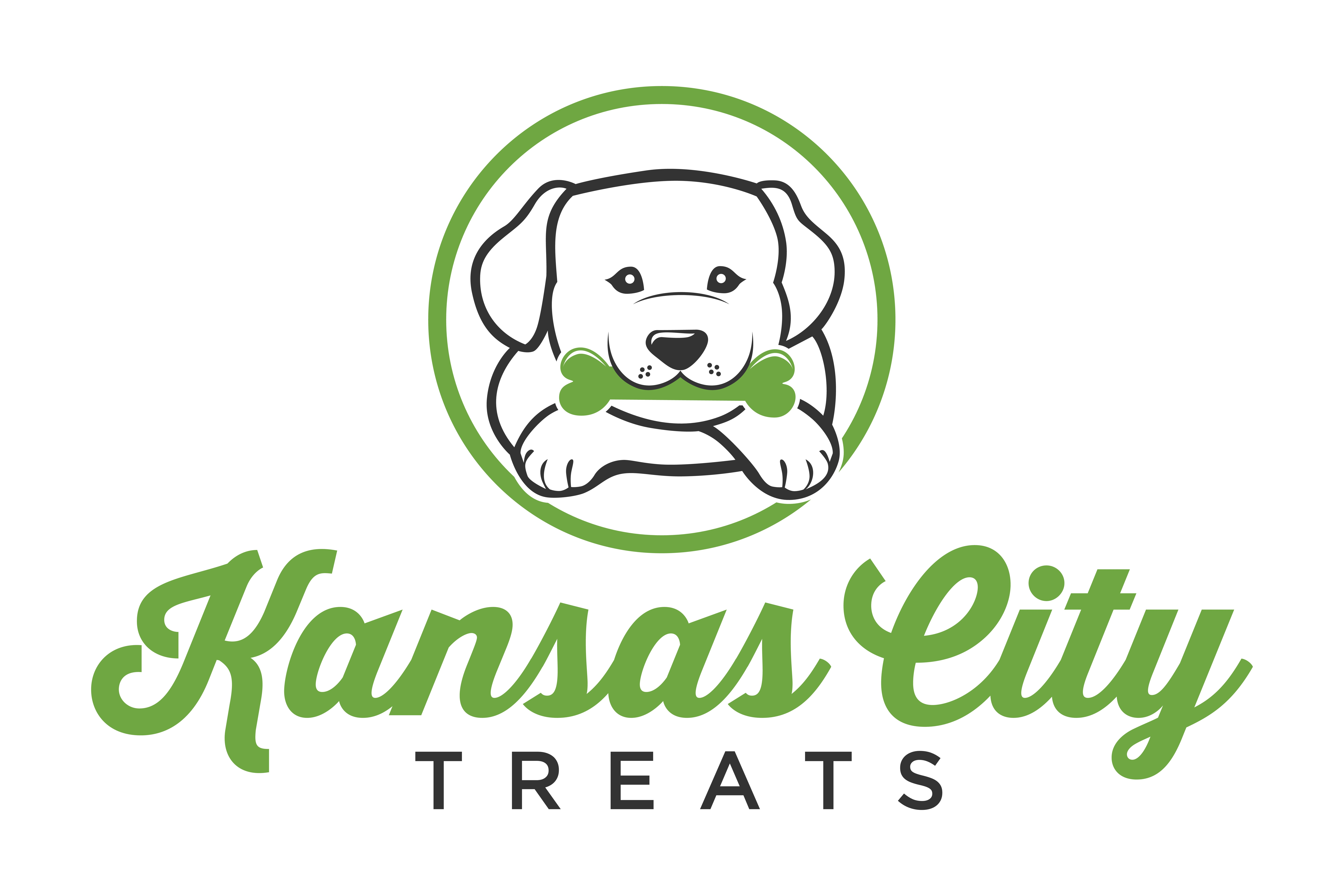 Create a Welcoming Logo for a Pet Food Manufacturing Company