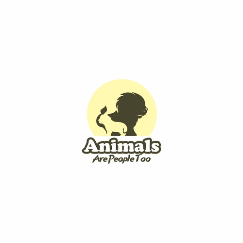 Logo for Animals Are People Too