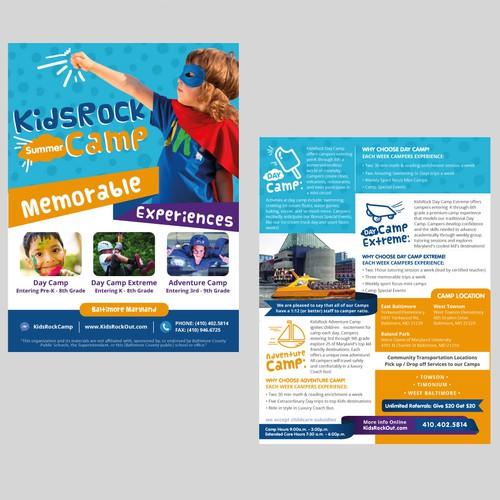 KidsRock Camp
