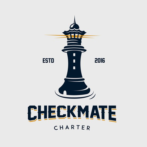Checkmate- A chesslighthouse
