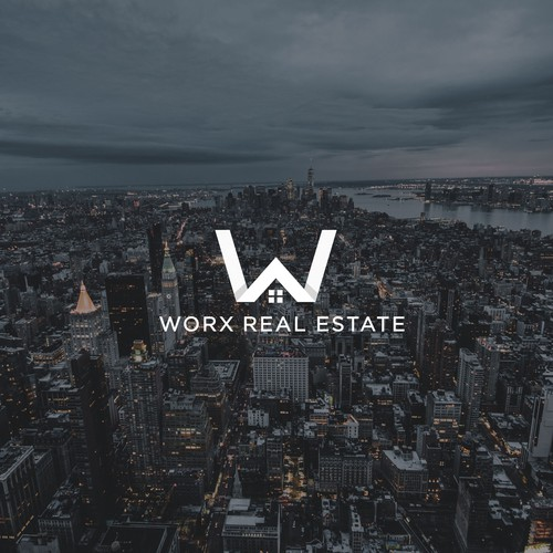 Real Estate Company Logo Concept