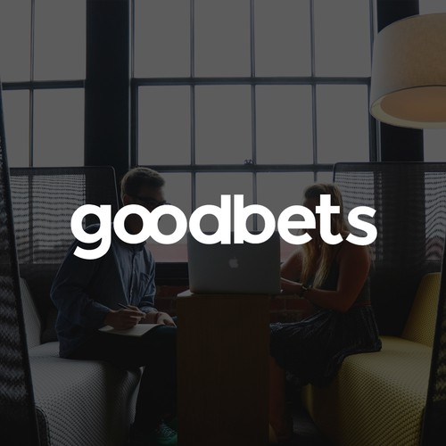 Minimal logo for Goodbets