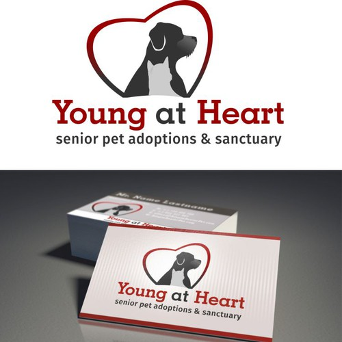 Animal Lovers! Help Save Senior Dogs and Cats with a Nonprofit Logo!