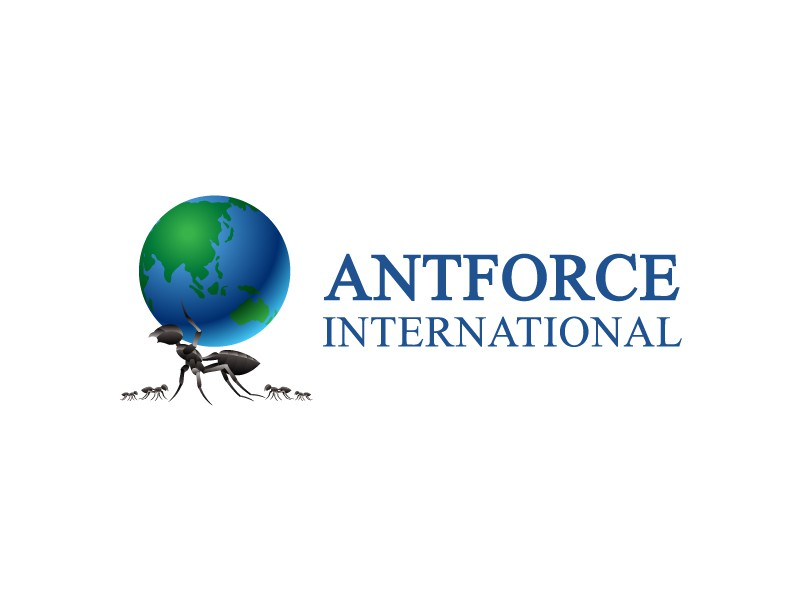 Help Antforce International  with a new logo