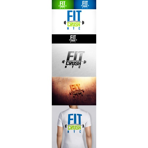 Need a Sexy, Fresh & Bold logo for new Fitness Service in NYC.