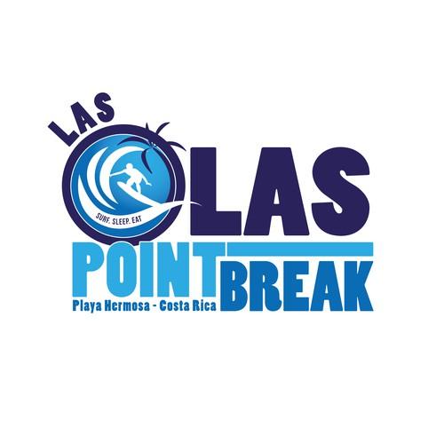 las olas point break
