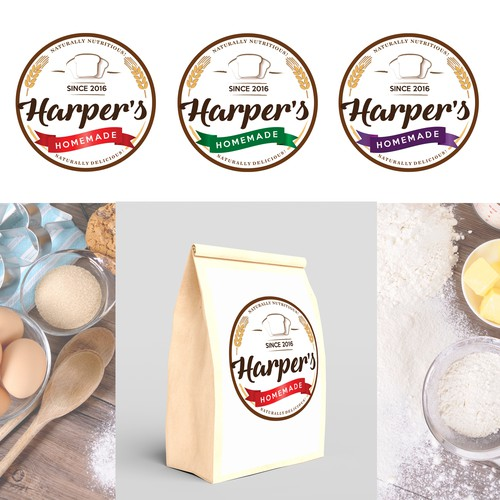 Logo for bread product