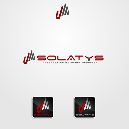 Bring Solatys in front of its competitors with a brand new innovated identity