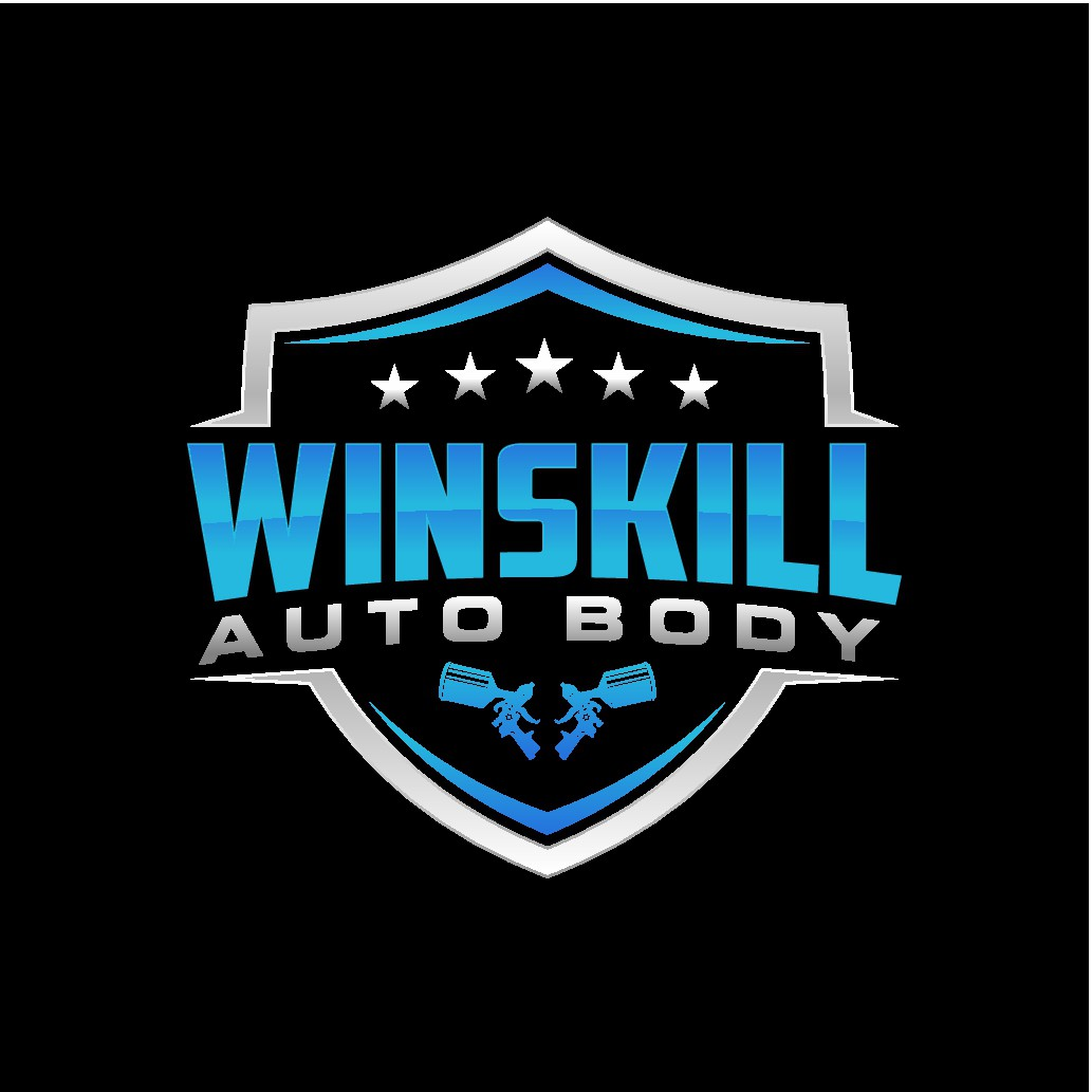 We need a powerful logo for our auto repair shop