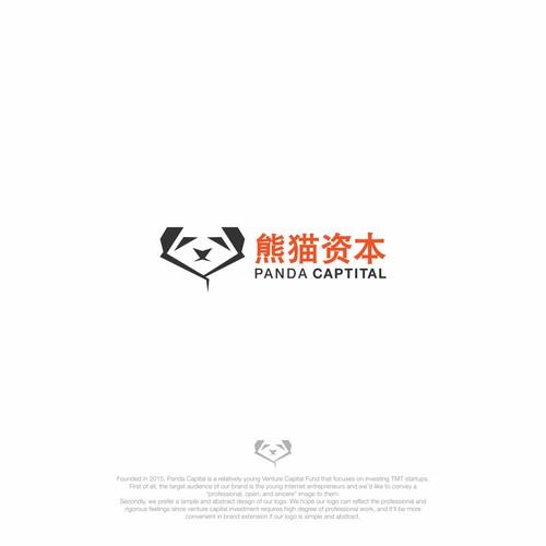 logo design for panda capital