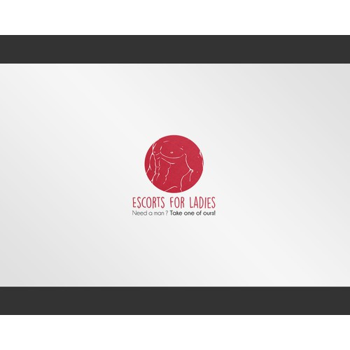 Escorts Business Logo