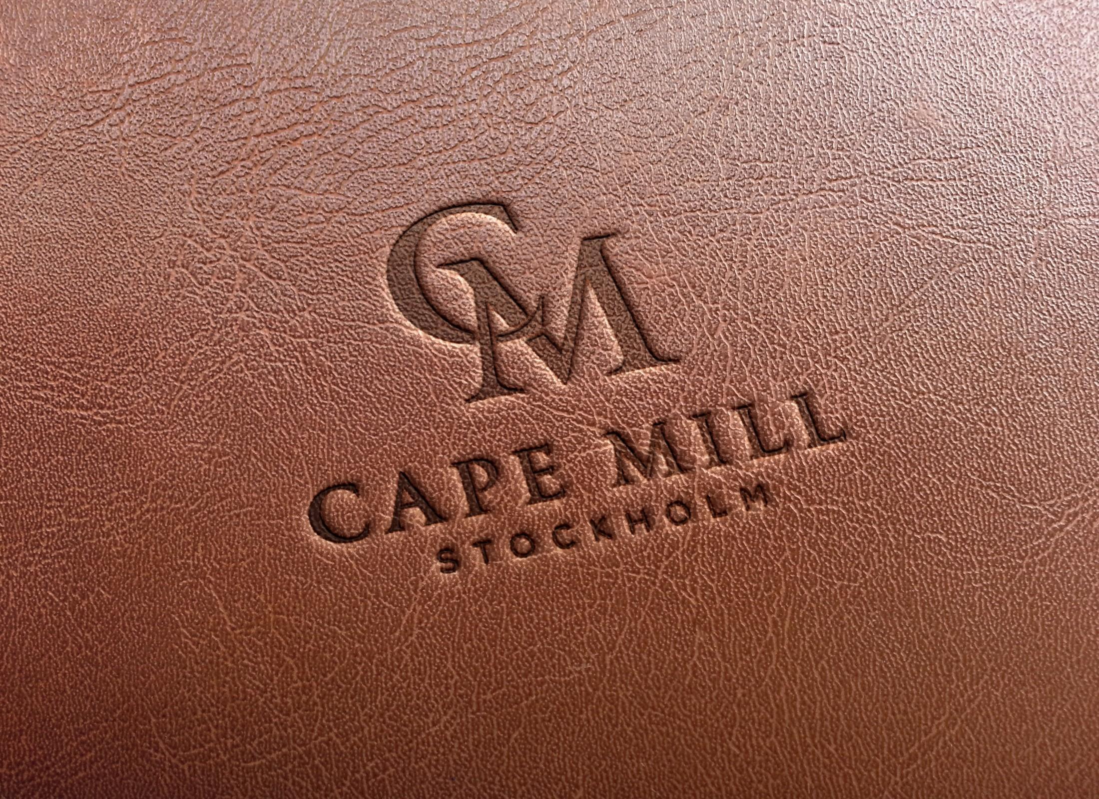 "Design a stylish logo for my new bracelet business ""Cape Mill"""